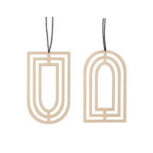 Plywood Tree Decorations - BTS CONCEPT STORE