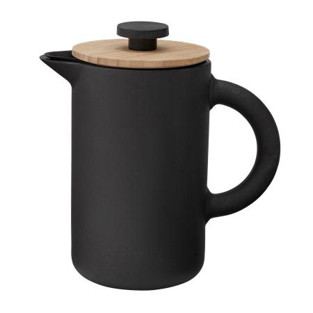 Stelton Theo French Press Black - BTS CONCEPT STORE