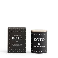 Koto Scented Candle - BTS CONCEPT STORE