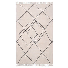 Load image into Gallery viewer, Handwoven ZigZag Rug 150x240cm