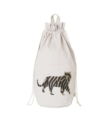 Tiger Safari Storage Bag By Ferm Living - BTS CONCEPT STORE