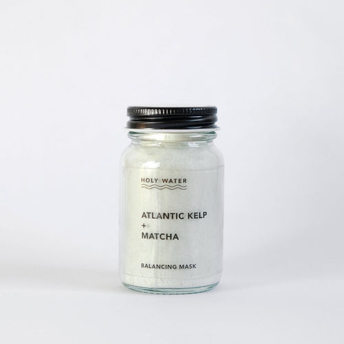 Holy Water Atlantic Kelp + Matcha Balancing Mask