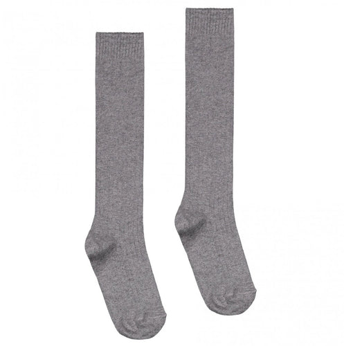 Gray Label Kids Long Ribbed Socks - various colours