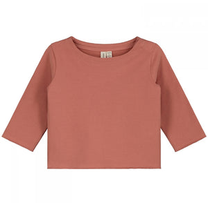 Gray Label Baby Organic Cotton Long Sleeve T-Shirt