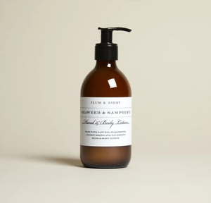 Plum & Ashby Seaweed + Samphire Hand & Body Lotion - BTS CONCEPT STORE