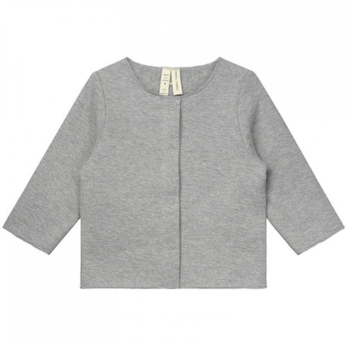 Gray Label Organic Cotton Baby Cardigan - various colours
