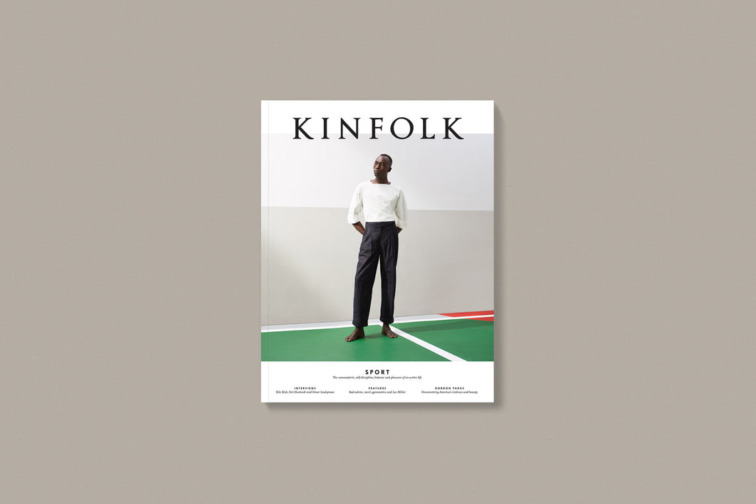 Kinfolk Issue 26 Sport - BTS CONCEPT STORE