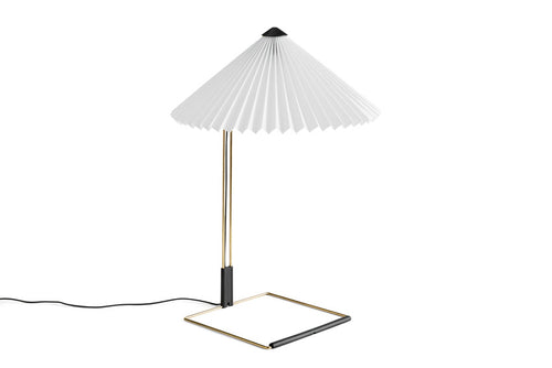 HAY Large Matin Table Lamp 380 white