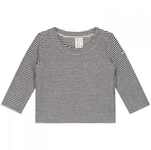 Load image into Gallery viewer, Gray Label Baby Organic Cotton Long Sleeve T-Shirt