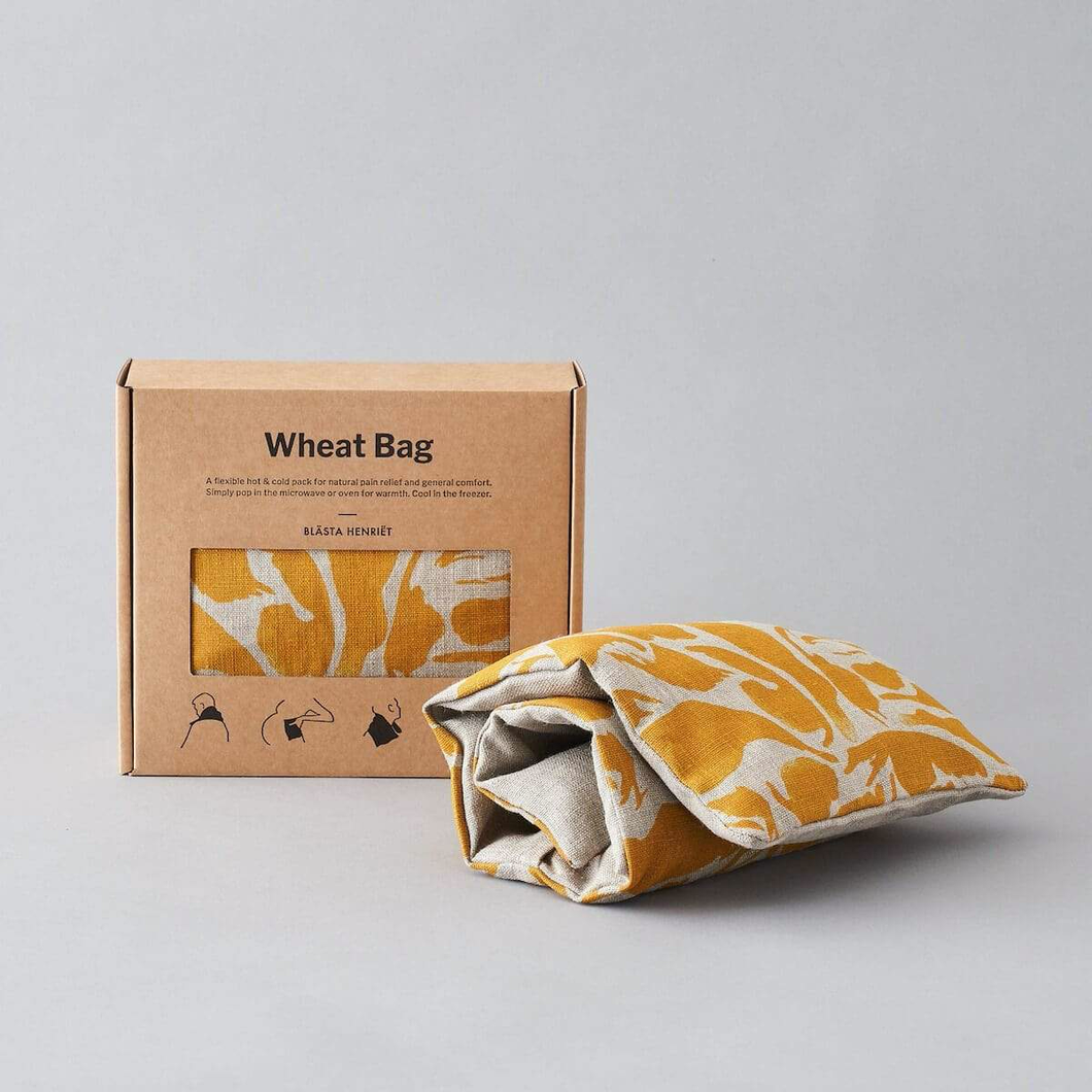 Blasta Henriet Yellow Wheat Bag - BTS CONCEPT STORE