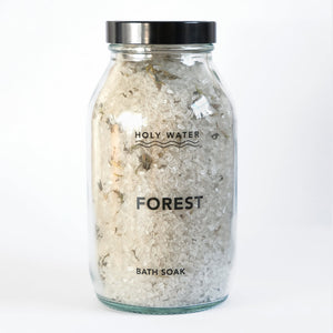 Holy Water Forest Bath Salts