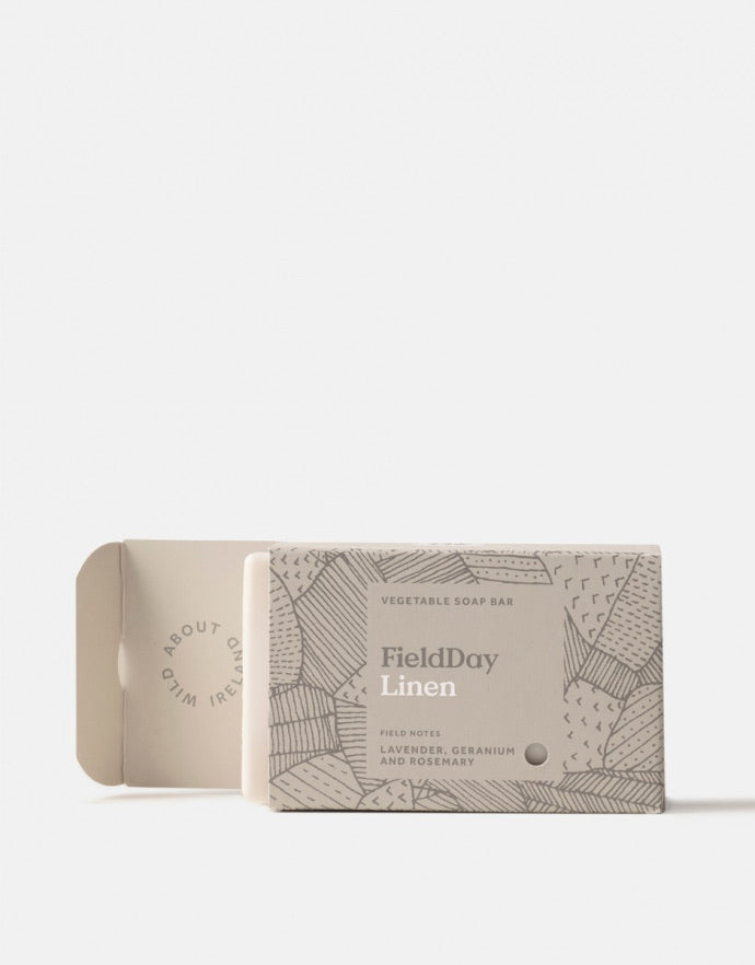 Linen Soap by Field Day