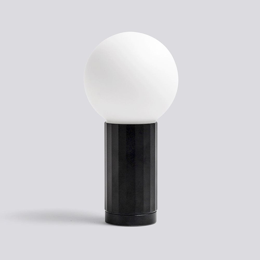 HAY Turn On Table Lamp Black - BTS CONCEPT STORE