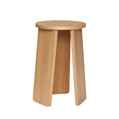 Oak/Nature Stool