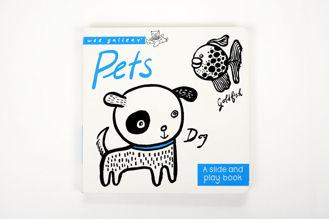 Slide and Play Book - Pets - BTS CONCEPT STORE