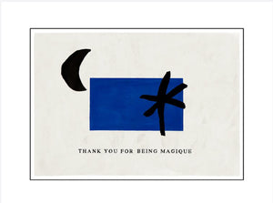 Hotel Magique Greeting Cards