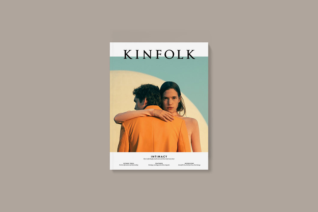 Kinfolk Issue 34 Intimacy - BTS CONCEPT STORE