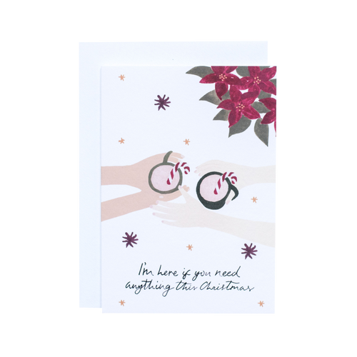 Hidden Pearl Christmas Cards (Individual)
