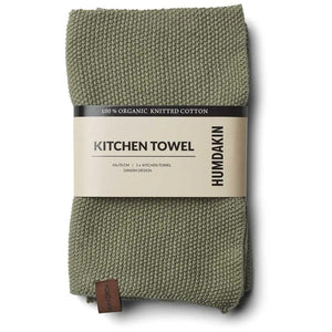 HUMDAKIN Knitted Kitchen Towel (various colours)