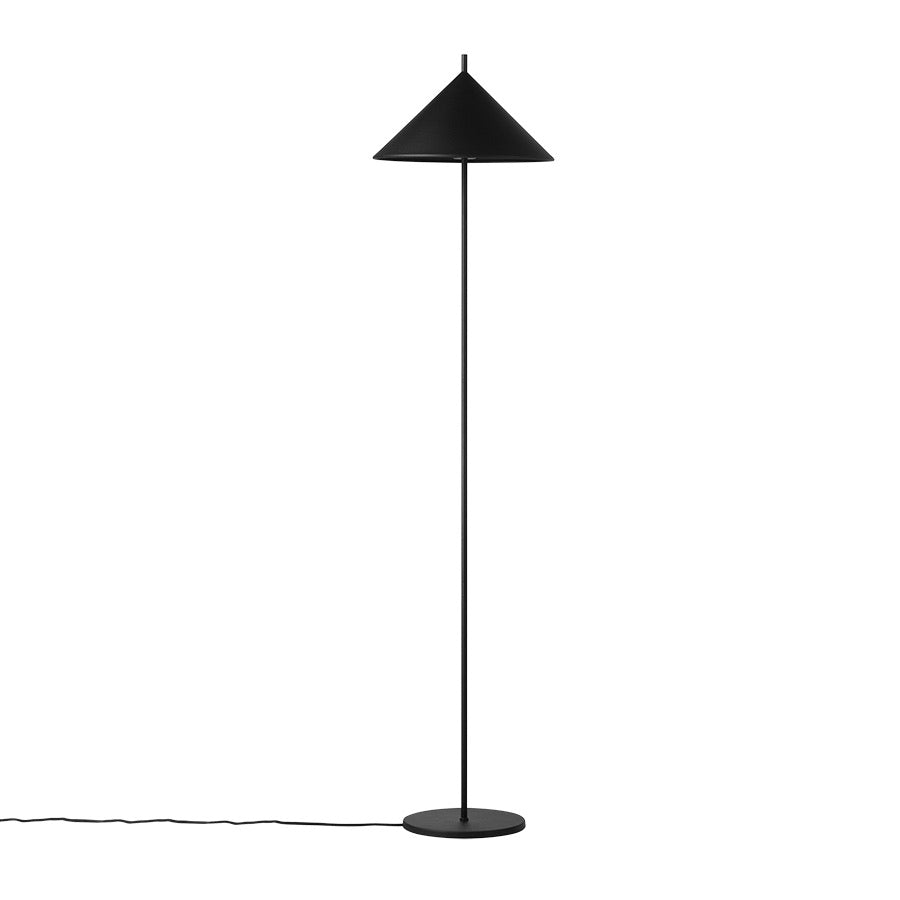 Metal Triangle Floor Lamp