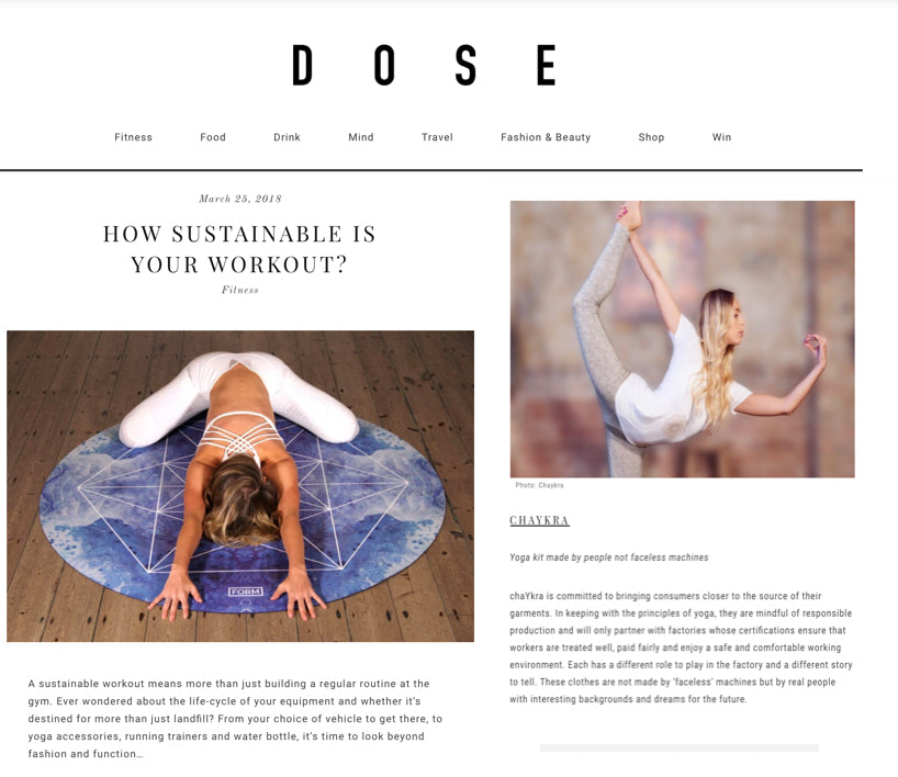 DOSE MAGAZINE FOR HEALTHY HEDONISTS