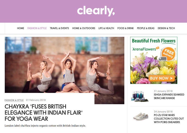 CLEARLY MAGAZINE