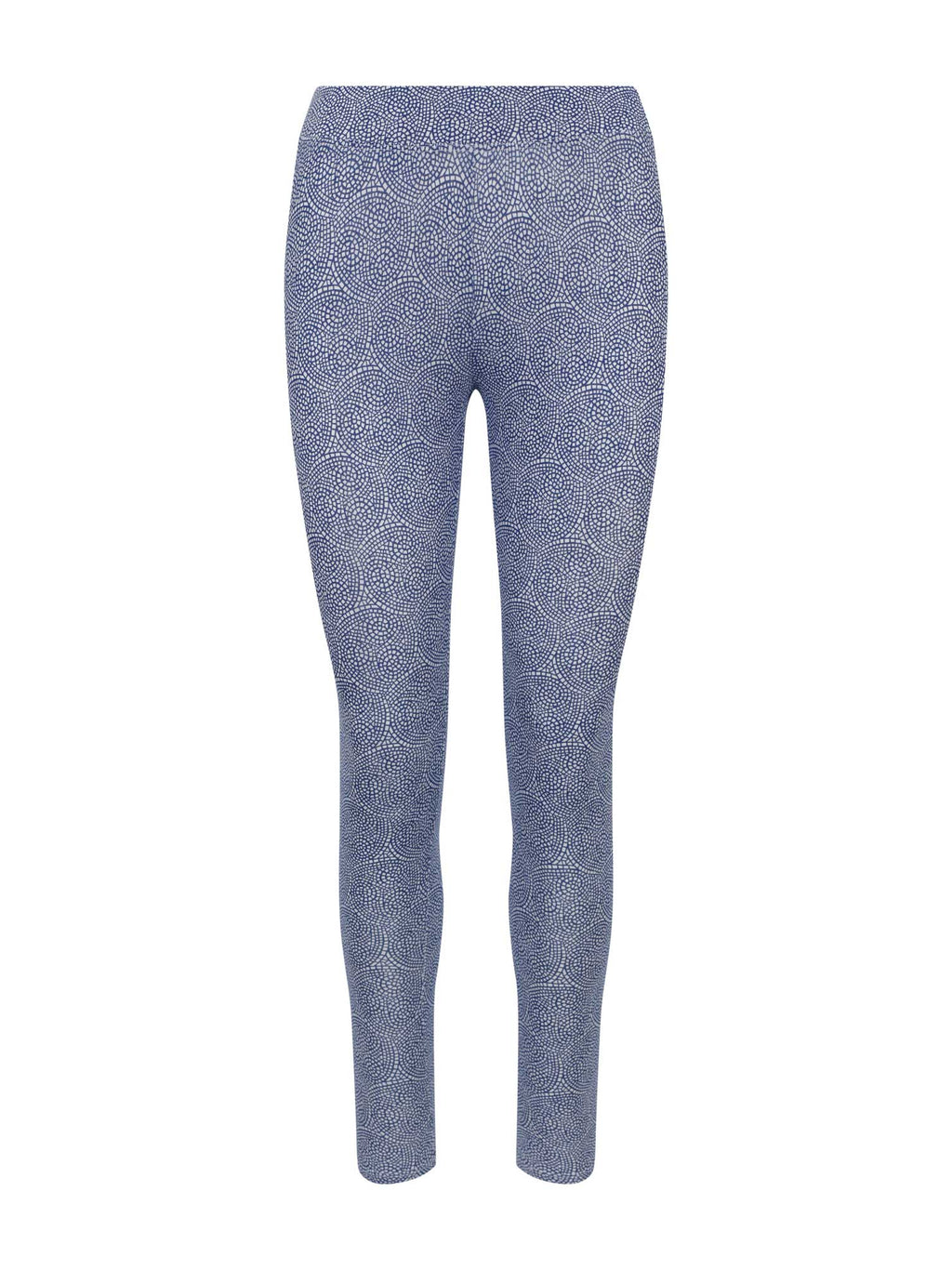 Chakra Energy Leggings Blue
