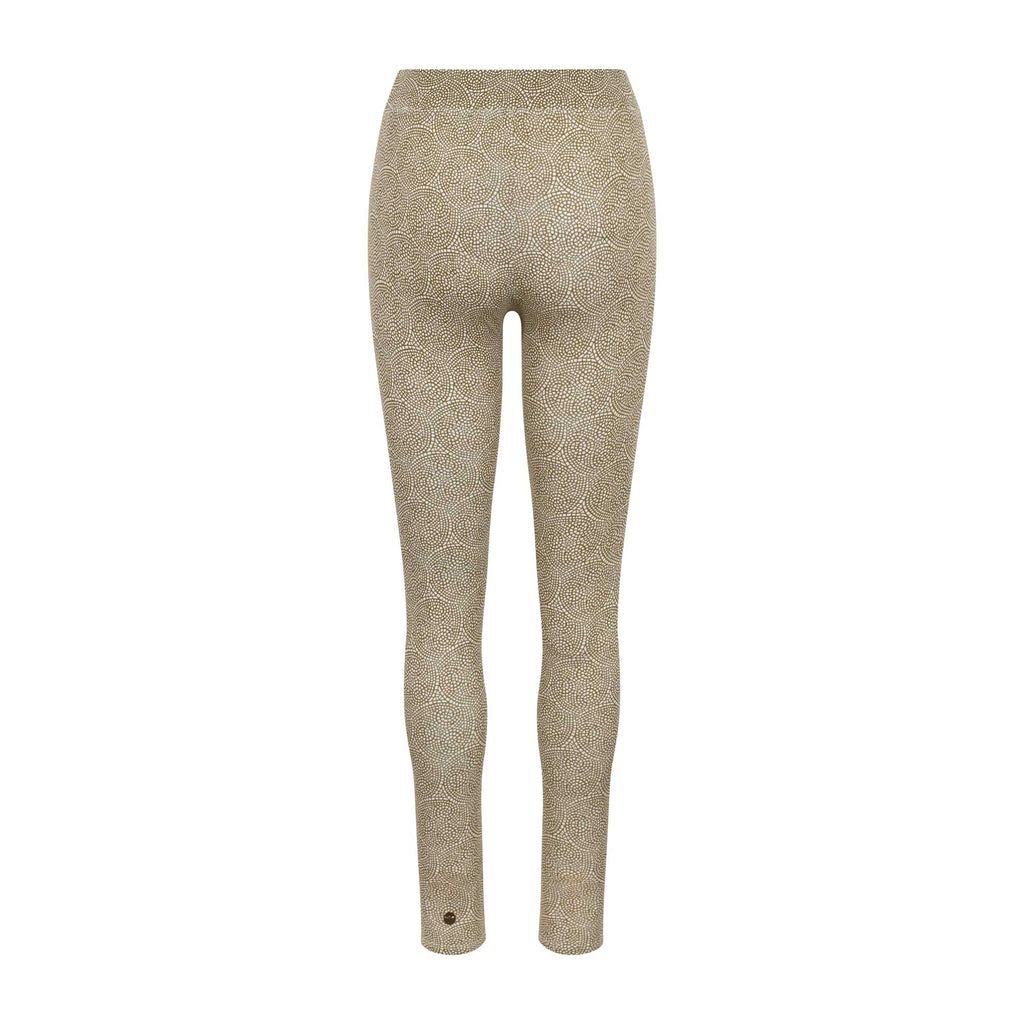 Chakra Energy Leggings Gold