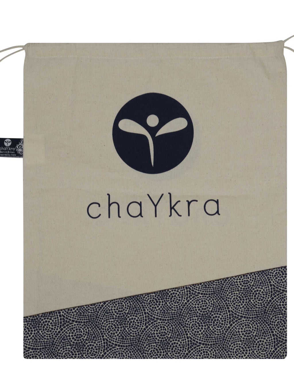 Organic Cotton Pouch Bag