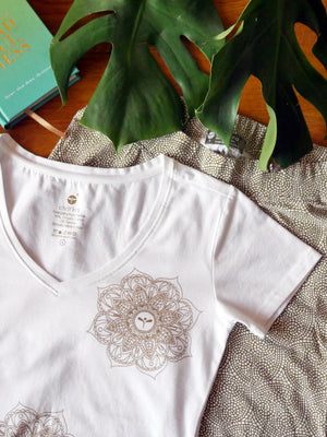 Golden Goddess Festive Sleepwear / Loungewear / Home Yoga Set