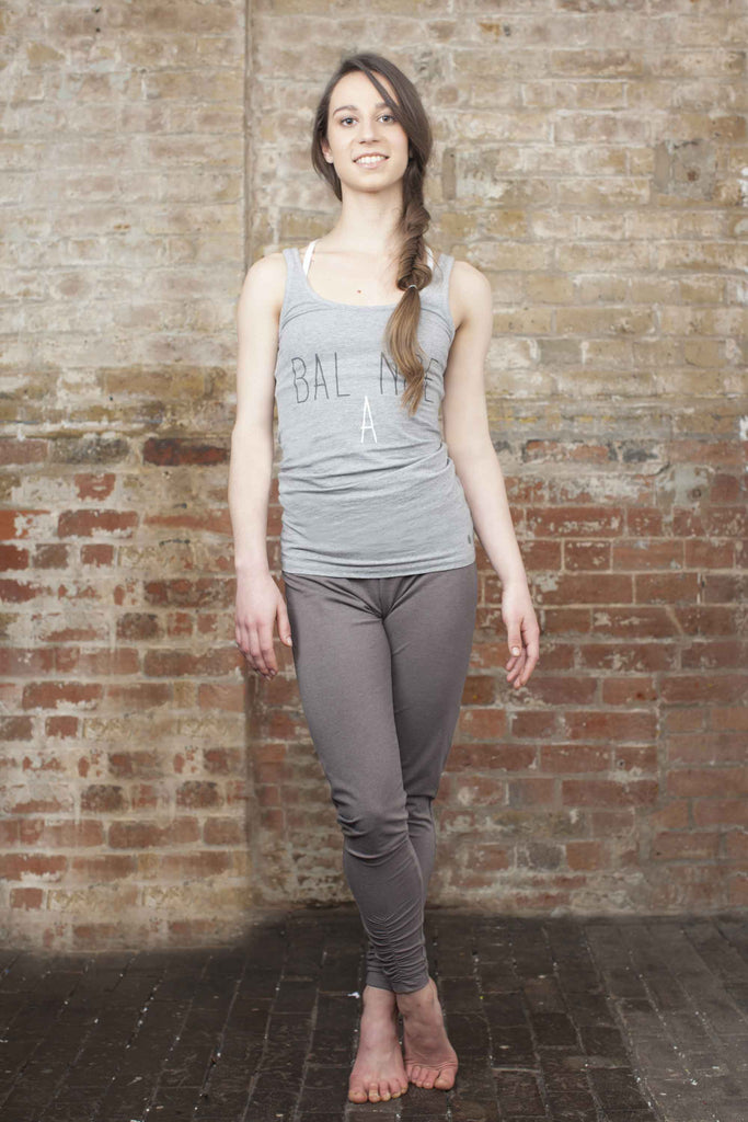 Weighing balance Tank Grey