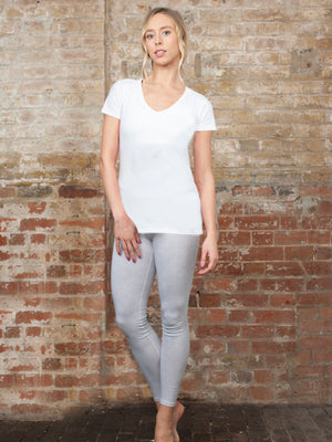 Silver Lining Festive Sleepwear / Loungewear / Home Yoga Set