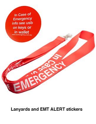 Emergency Lanyard