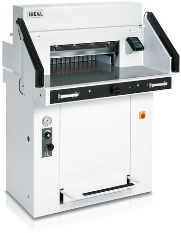 Ideal 5560 LT Guillotine With Air Table