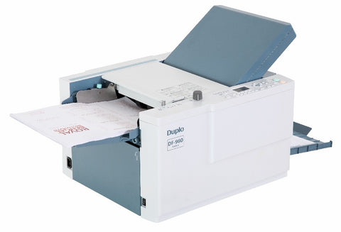 Duplo DF 980 Folding Machine