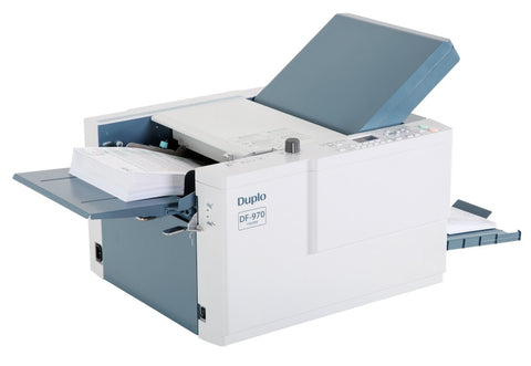 Duplo DF 970 Folding Machine