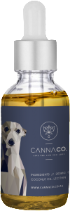 Cannapaw Healing CBD Oil formulated especially for pets