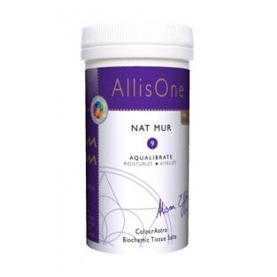 AllisOne Nat Mur. Water Balance, Vitality, Oedema (water retention)