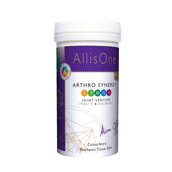 AllisOne Arthro-Synergy: Tissue Salts for Mobility & Easy Movement