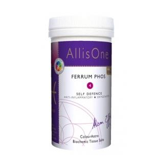 AllisOne Ferrum Phos: Healing, Fatigue & Blood Balance