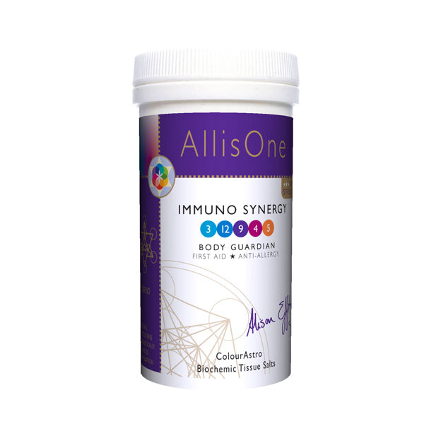 AllisOne Immuno Synergy Tissue Salts: Pet Anti-Allergy & Immune Health