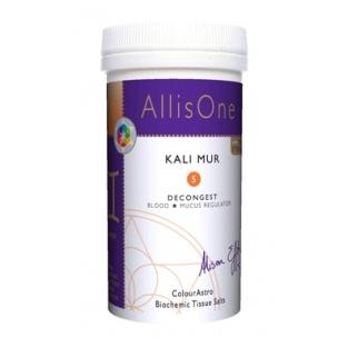 AllisOne Kali Mur:  Mucous Regulator, Blood Cleanser, Travel Sickness