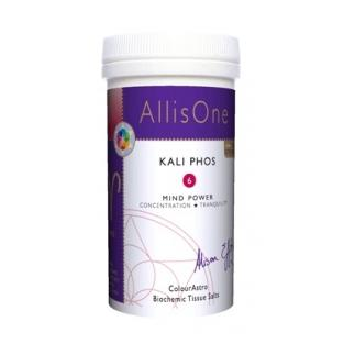 AllisOne Kali Phos. Soothes anxiety & promotes nervous system health