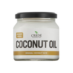 Crede Coconut Oil - Good for you AND your Fur Kids Too!