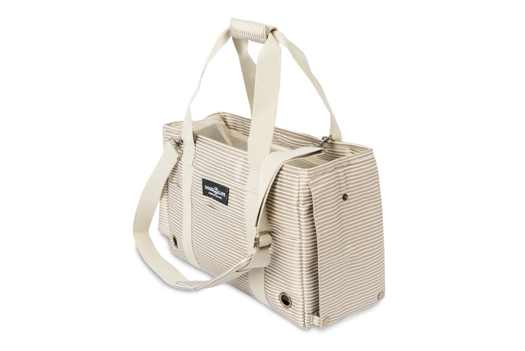 Dog's Life Explorer Pet Carrier (Beige)