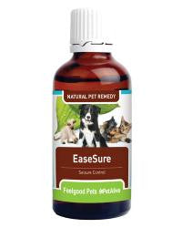 EaseSure - Natural seizure control for epileptic pets.