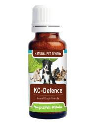 KC-Defence - natural remedy for Kennel Cough & respiratory infection in dogs & cats