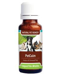 PetCalm: Homeopathic remedy calms stressed & anxious pets