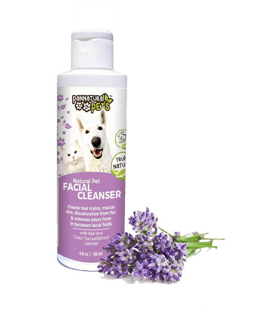 Natura Pets Facial Cleanser
