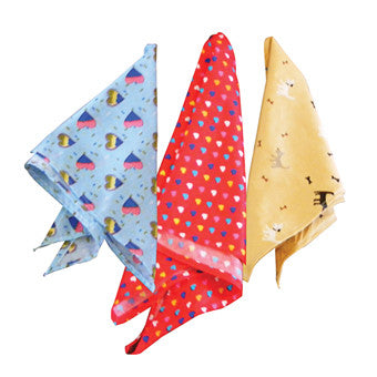 Fashionable snazzy bandannas for dogs - Various colours!